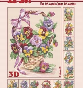 Hobbydots Dot and Do Oriental NR129 Card Set
