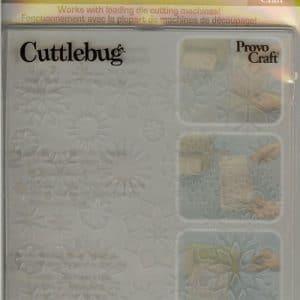 Cuttlebug mallen