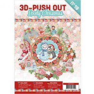 3d push out