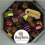 rayher miyuki 5x5x1.9mm